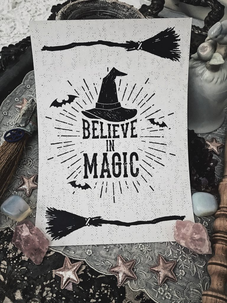 Believe in Magic | WitchcraftedLife.com