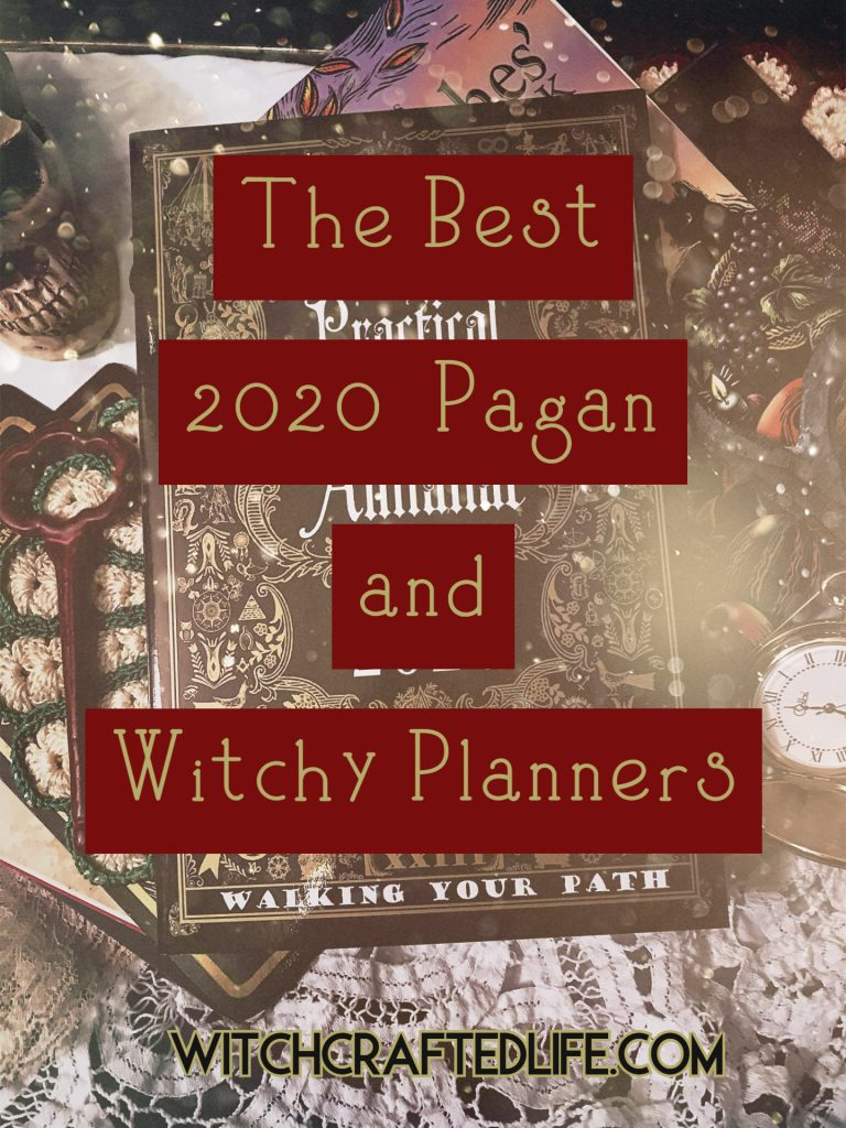 The Best 2020 Pagan and Witchy Planners | WitchcraftedLife.com