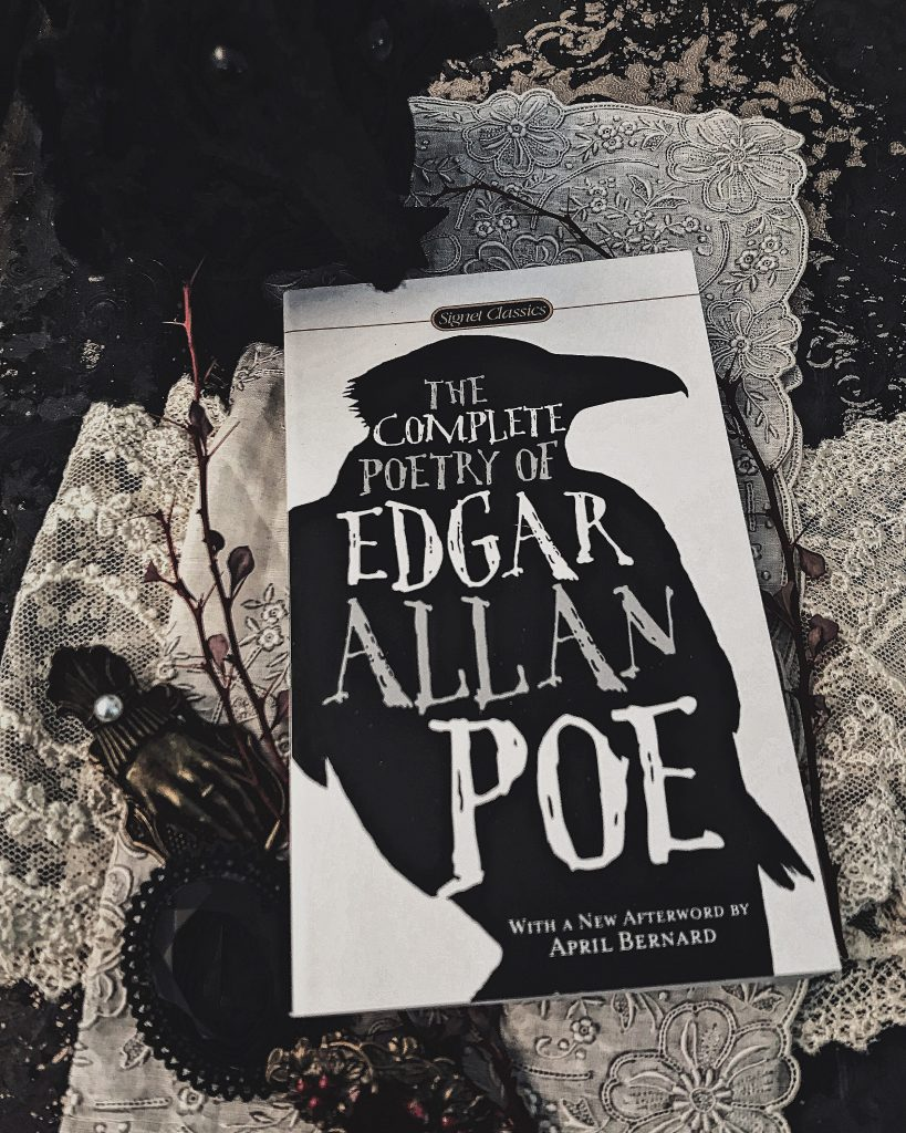 The Complete Poetry of Edgar Allan Poe | 31 Ways to Celebrate Halloween and Samhain All Year Long
