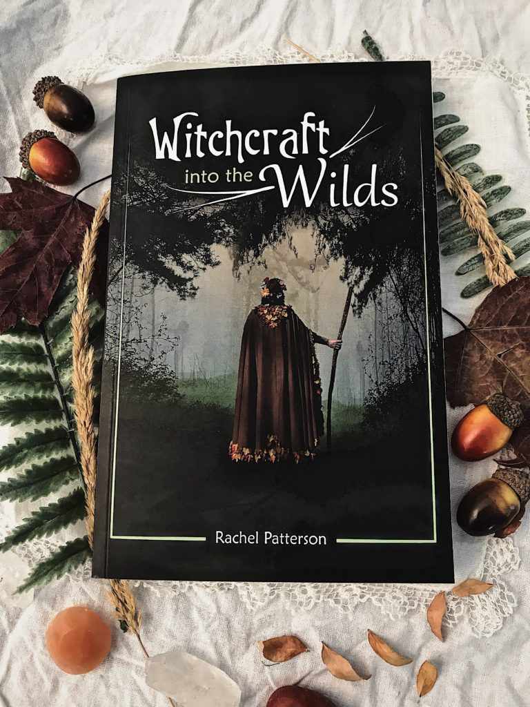 Book review of Witchcraft into the Wilds by Rachel Patterson - an excellent book that focuses on nature magick, green witchcraft, and nature-based Paganism.