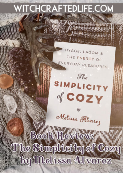 Book Review: The Simplicity of Cozy by Melissa Alvarez