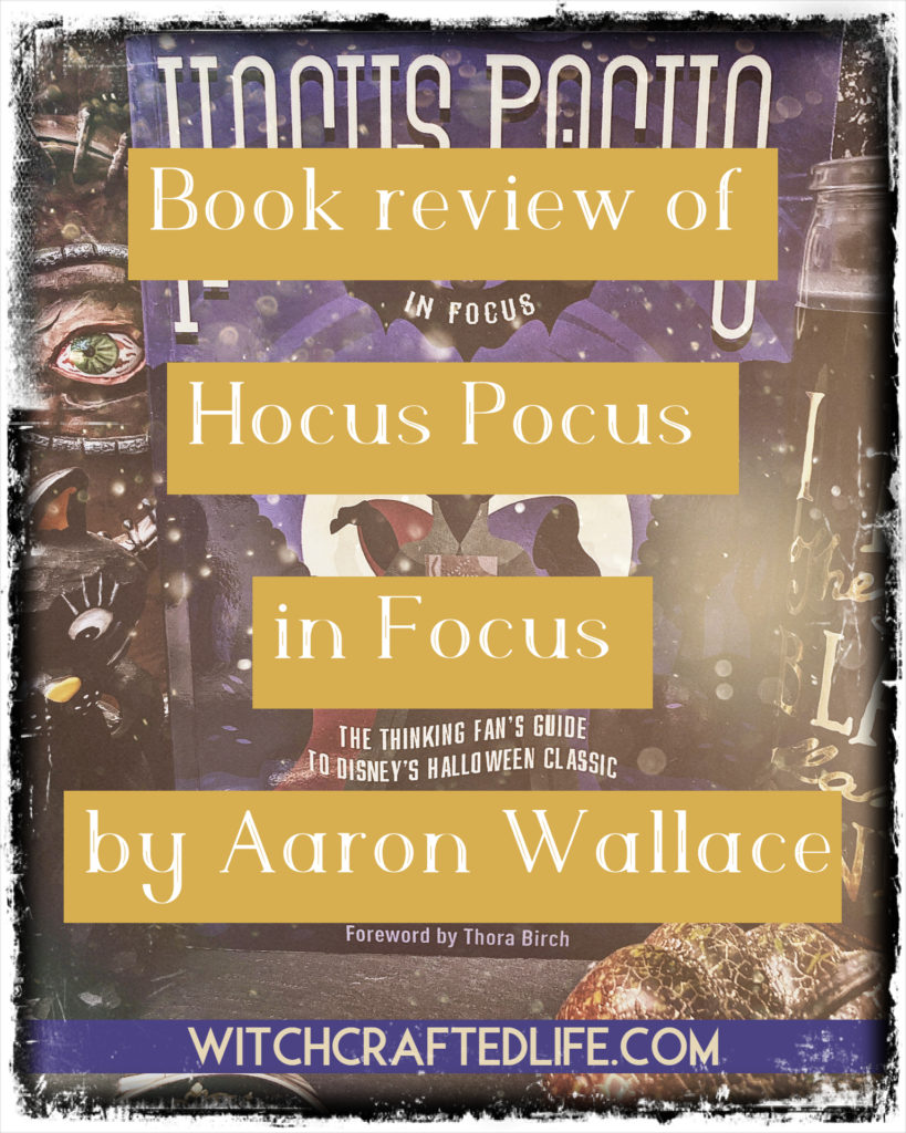 Book review of Hocus Pocus in Focus by Aaron Wallace.