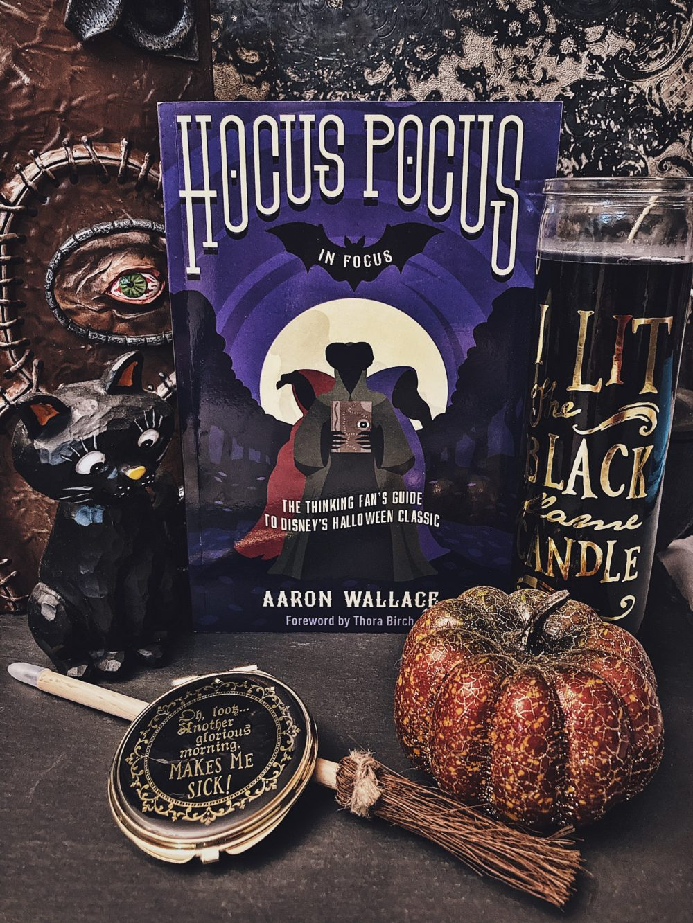 Book review of Hocus Pocus in Focus by Aaron Wallace