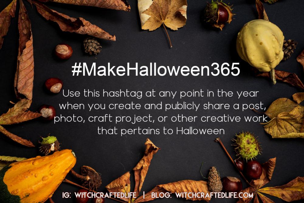 #MakeHalloween365