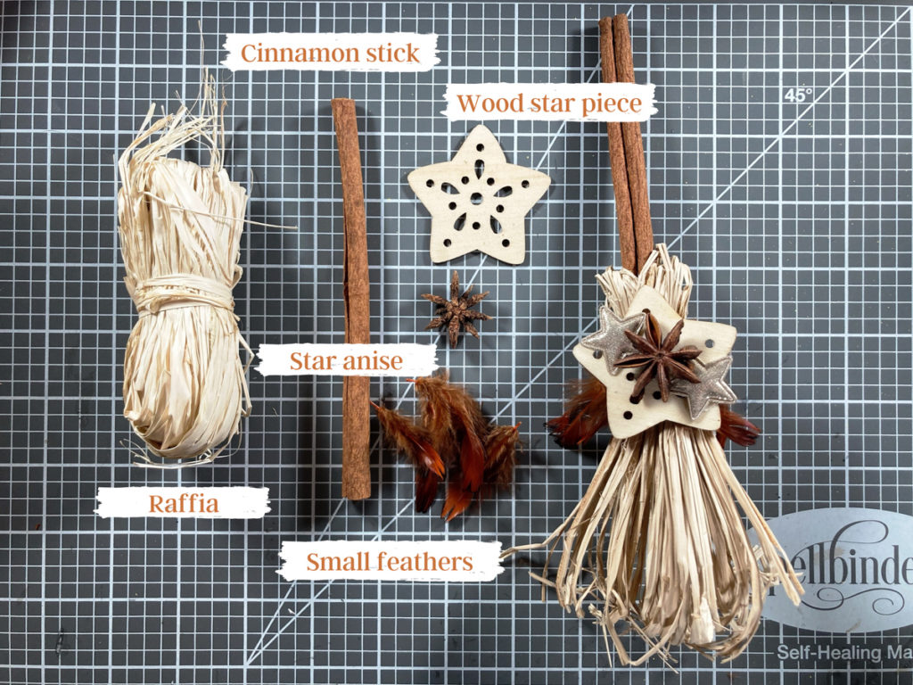 How To Make Mini Brooms -5 DIY Brooms for Halloween