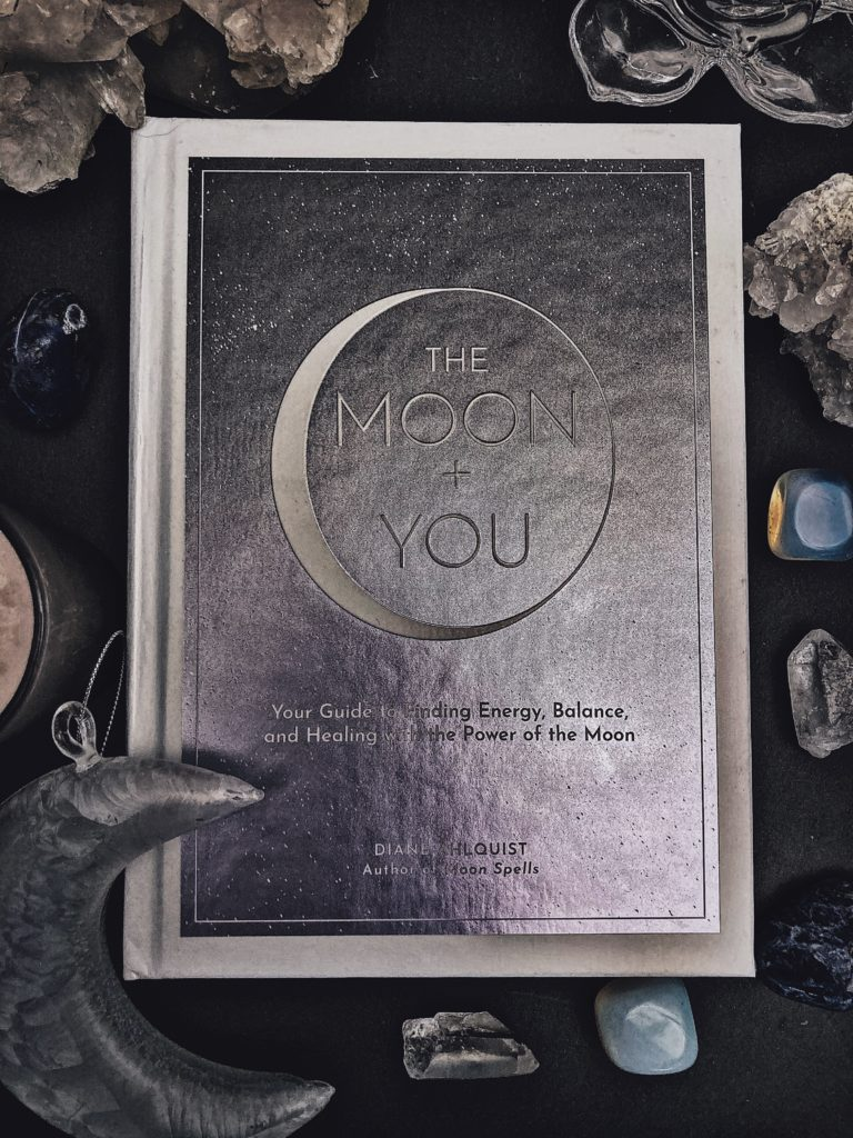 Book Review of The Moon + You by Diane Ahlquist