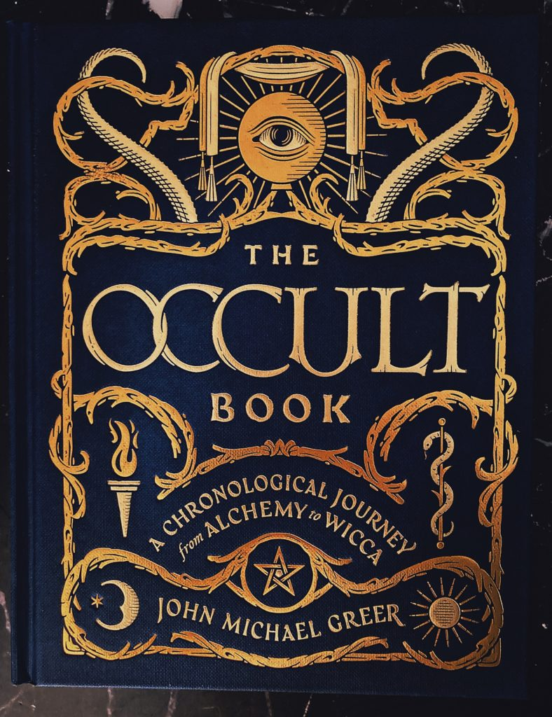 Book Review of The Occult Book by John Michael Greer Michael Greer