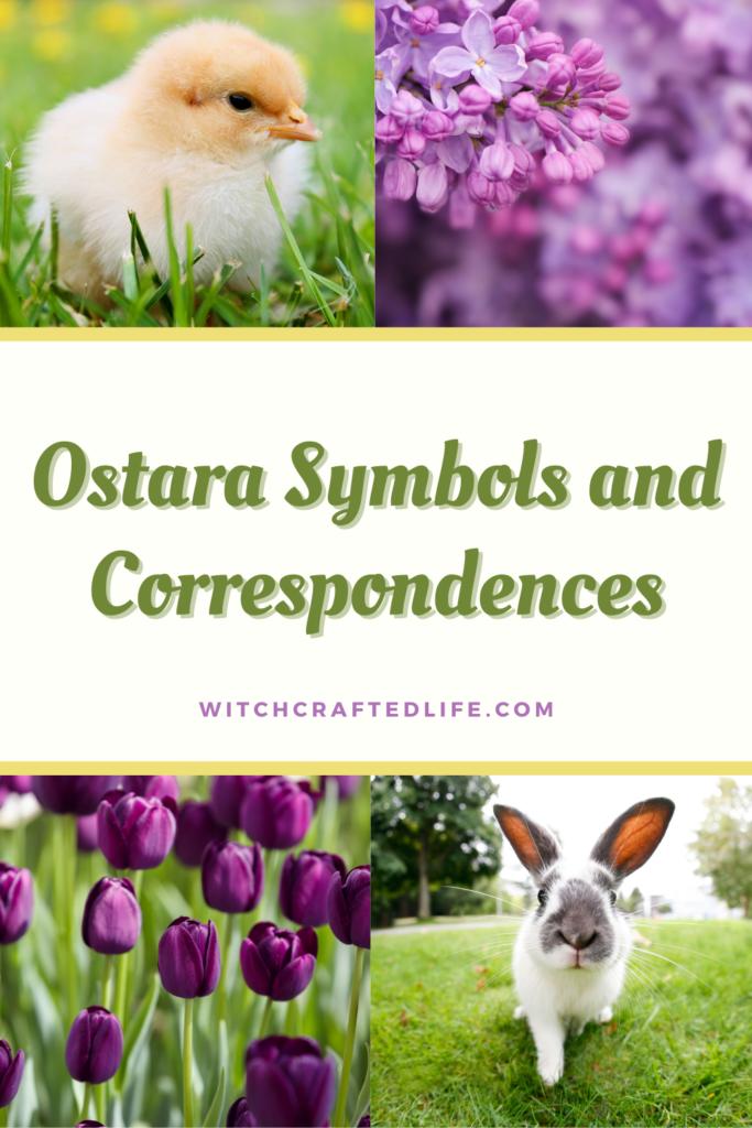 Ostara symbols and correspondences