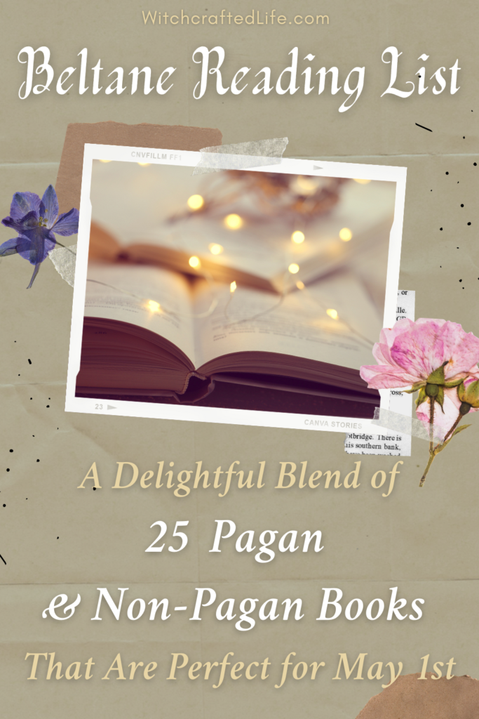 Beltane Reading List - 25 Pagan and Non-Pagan Books for Mayday