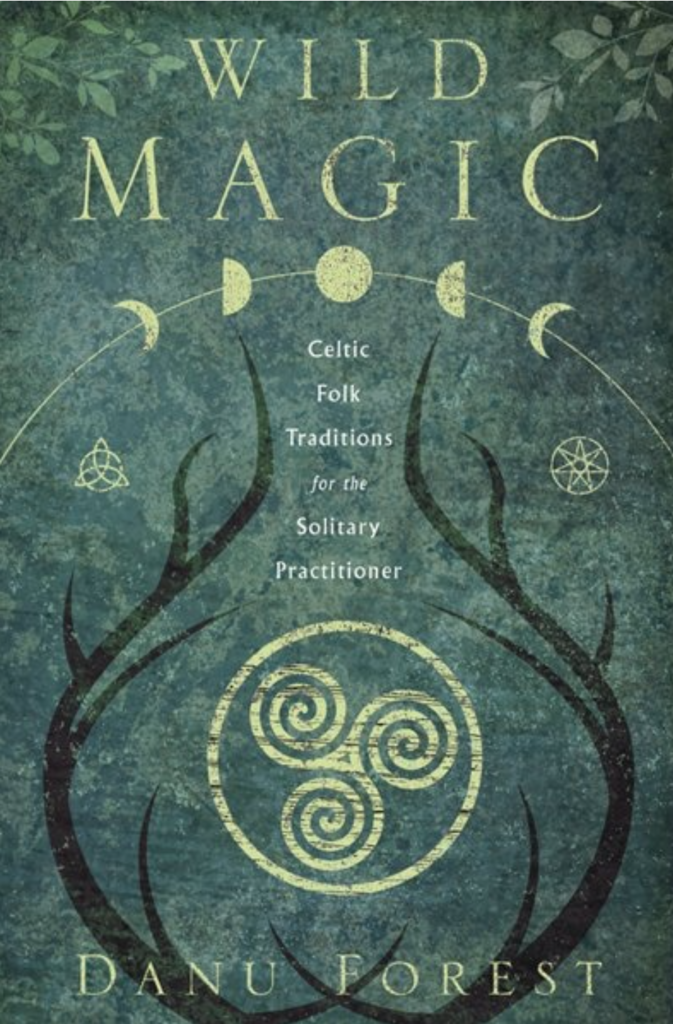 Wild Magic: Celtic Folk Traditions for the Solitary Practitioner by Danu Forest
