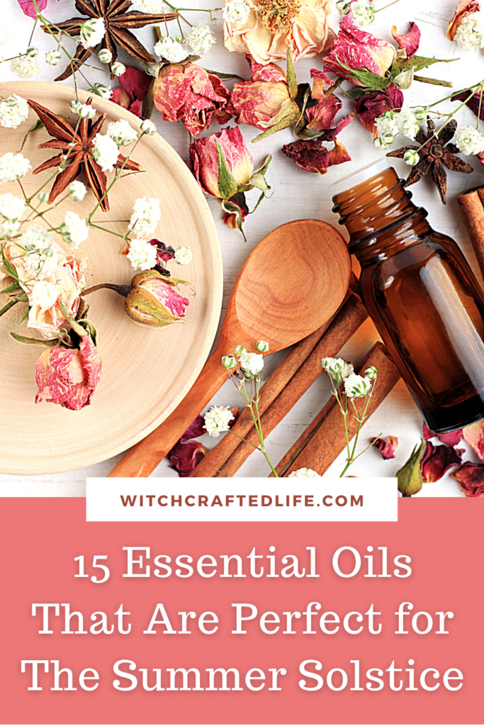 15 Essential Oils That Are Perfect for The Summer Solstice